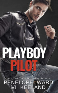 Teaser Friday: Playboy Pilot by Penelope Ward and Vi Keeland