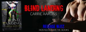 Release Blitz: Blind Landing by Carrie Aarons