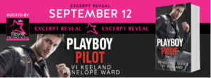 Excerpt Reveal: Playboy Pilot by Penelope Ward and Vi Keeland