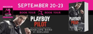 Book Tour/New Release: Playboy Pilot by Vi Keeland and Penelope Ward