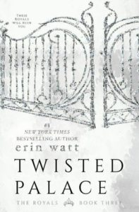 Release Blitz & Review: Twisted Palace by Erin Watt