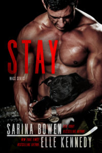 Release Blitz & Review – Stay by Sarina Bowen and Elle Kennedy