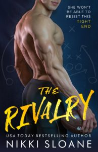Cover Reveal – Rivalry by Nikki Sloane