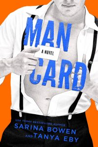 Release Blitz & Review: Man Card by Sarina Bowen and Tanya Eby