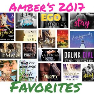 Amber's 2017 Favorite Books