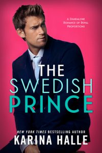 Teaser: The Swedish Prince by Karina Halle