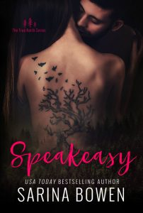 Release Blitz & Review: Speakeasy by Sarina Bowen