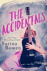 Cover Reveal: The Accidentals by Sarina Bowen