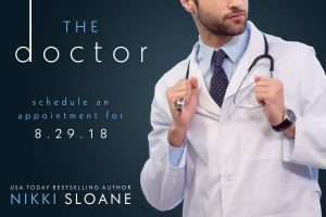 Teaser: The Doctor by Nikki Sloane