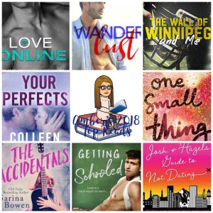 Amber's 2018 Top Reads