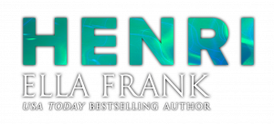 Cover Reveal: Confessions: Henri by Ella Frank