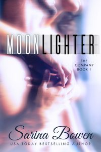 Cover Reveal: Moonlighter by Sarina Bowen