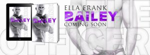 Cover Reveal: Confessions: Bailey by Ella Frank