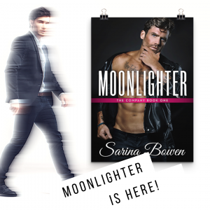 Release Blitz & Review: Moonlighter by Sarina Bowen