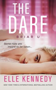 Release Blitz & Review: The Dare (Briar U #4) by Elle Kennedy